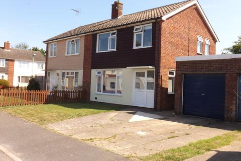 3 bedroom semi-detached house for sale - Quakers Way, Leiston