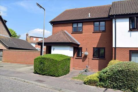 1 bedroom maisonette for sale - Goddard Way, Chelmer Village, Chelmsford
