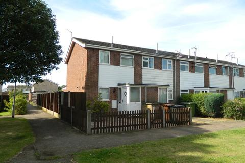 2 bedroom end of terrace house to rent - Middlebrook Road, Lincoln