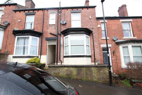 4 bedroom terraced house to rent - Hunter House Road, Sheffield
