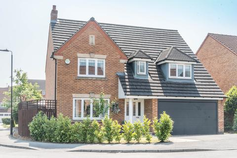 4 bedroom detached house for sale - Oxclose Park View, Halfway