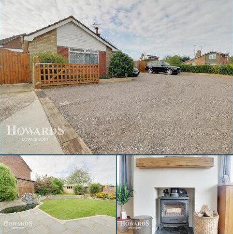 3 bedroom detached bungalow for sale - Colville Road, Lowestoft