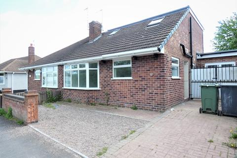 4 bedroom semi-detached bungalow for sale - Wayside Drive, Thurmaston, Leicester