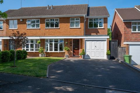 4 bedroom semi-detached house for sale - Ullenhall Road, Knowle