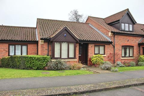 2 bedroom terraced bungalow for sale - Honeywell Close, Oadby, Leicester