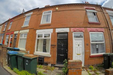 2 bedroom terraced house to rent - St Michaels Road, Stoke, Coventry
