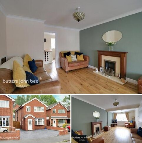 4 bedroom detached house for sale - Renown Close Stoke-On-Trent ST2 9PL