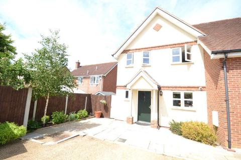 3 bedroom end of terrace house for sale - Darcy Mews/Rear Of 69, High Street, Billericay, Essex, CM12