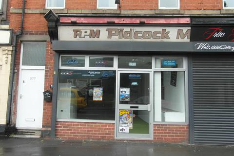 Shop to rent -  Osmaston Road,  Derby, DE23