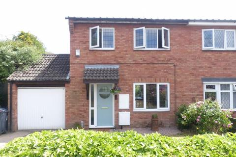 3 bedroom semi-detached house for sale - Crows Nest Close, Sutton Coldfield