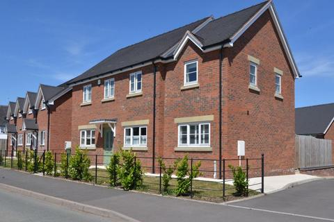 4 bedroom detached house for sale - Green Farm Meadows, Seighford, Stafford