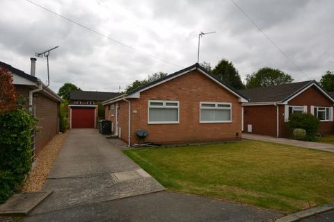 2 bedroom detached bungalow to rent - Tabley Road, Wilmslow