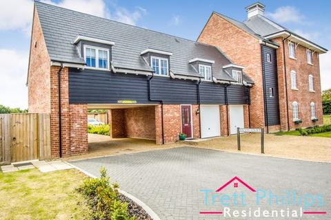 2 bedroom coach house for sale - Wilson Road, Stalham