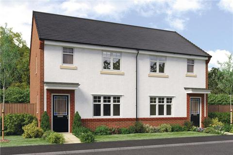 Miller Homes - Highfields Phase 2B - Plot 183, ROCHESTER at Highfields, Rykneld Road, Littleover, DERBY DE23