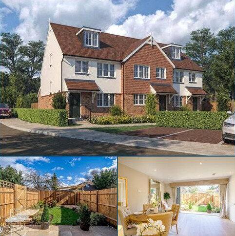 3 bedroom end of terrace house for sale - Straight Road, Old Windsor, Windsor, Berkshire, SL4