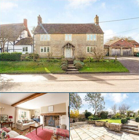 4 bedroom character property for sale - Martins Road, Keevil, Trowbridge, Wiltshire, BA14