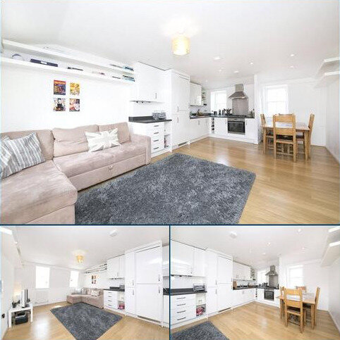 3 bedroom flat to rent - Wharfdale Road, Barnsbury, London, N1