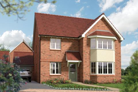 5 bedroom detached house for sale - Plot The Oxford 076, The Oxford at Hampton Lea, Cheshire SY14