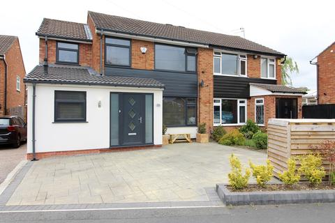 4 bedroom semi-detached house for sale - Graymarsh Drive, Poynton, Stockport, SK12