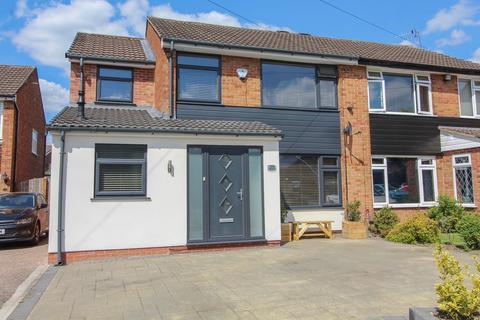 4 bedroom semi-detached house for sale - Graymarsh Drive, Poynton, Cheshire, SK12