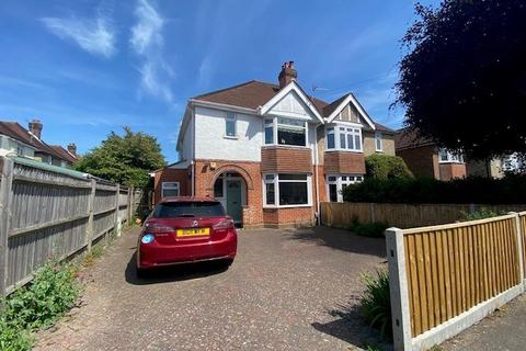4 bedroom semi-detached house to rent - Luccombe Road, Southampton, SO15