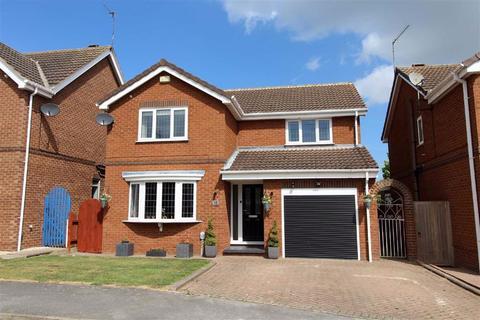 4 bedroom detached house for sale - Manor Garth, Skidby, East Yorkshire