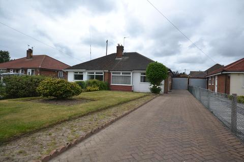 2 bedroom semi-detached bungalow for sale - Walsingham Road, Penketh, Warrington