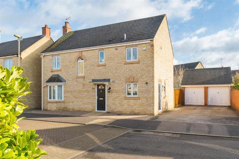 4 bedroom detached house for sale - Corncrake Way, Bicester