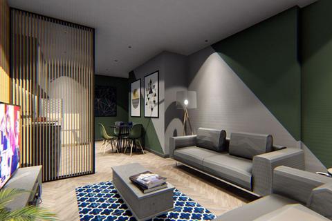1 bedroom flat to rent - Pearl House NG1 NTU/UON