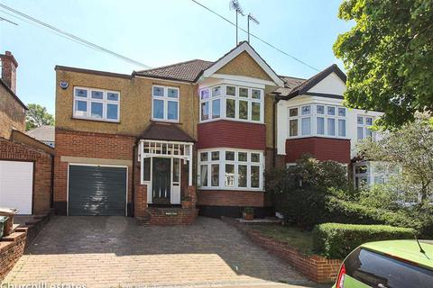 5 bedroom semi-detached house for sale - Oak Hill Crescent, Woodford Green