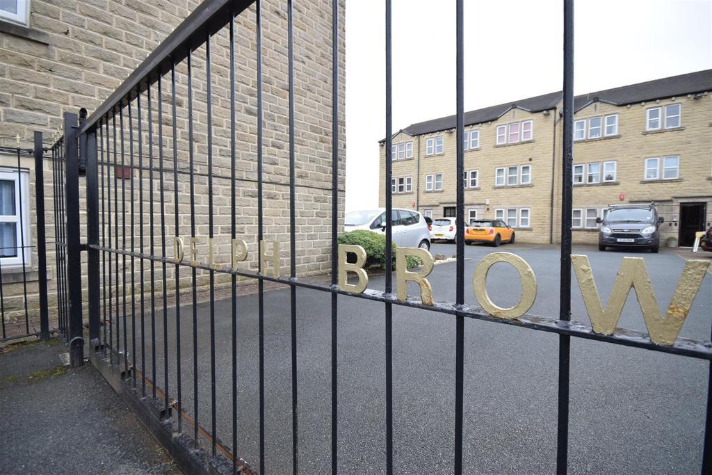 Apartment 15 Delph Brow, Skircoat Moor Road, Halifax 2 bed ...