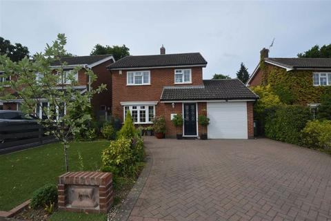 3 bedroom detached house for sale - Farmers Close, Glenfield