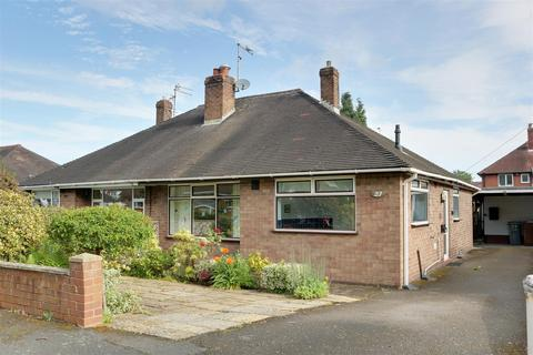 2 bedroom semi-detached bungalow for sale - Joseph Crescent, Alsager, Stoke-On-Trent