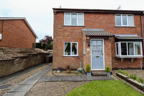 2 bedroom semi-detached house for sale - Ellerburn Drive, Bridlington