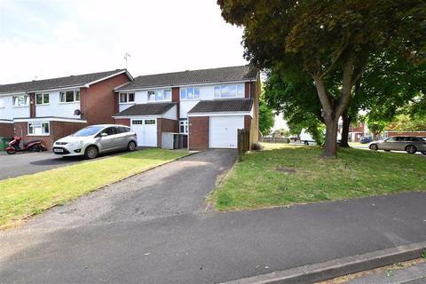 3 bedroom end of terrace house for sale - Regina Close, Worcester