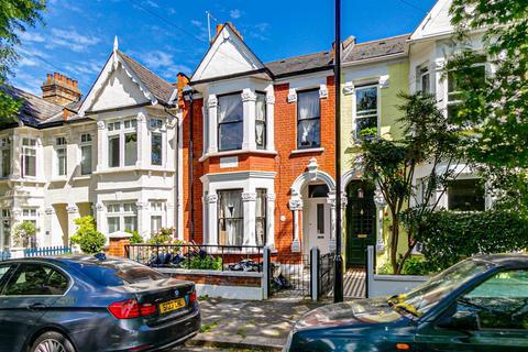 3 bedroom terraced house for sale - Hazledene Road, London, W4
