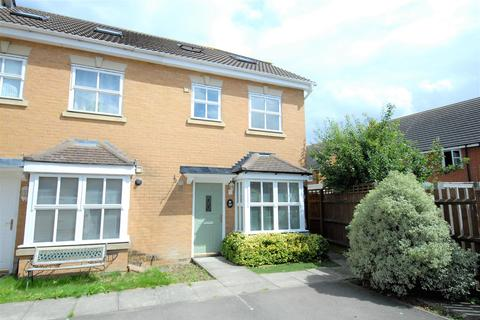 4 bedroom end of terrace house for sale - Palace Close, Cippenham