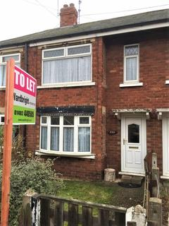2 bedroom terraced house to rent - 203 Bristol Road, Hull HU5