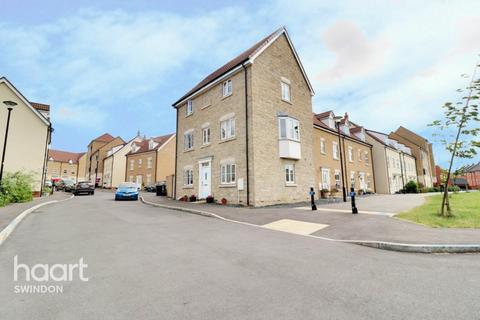 4 bedroom end of terrace house for sale - Truscott Avenue, Swindon