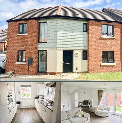 3 bedroom semi-detached house for sale - Regent Drive, Hebburn