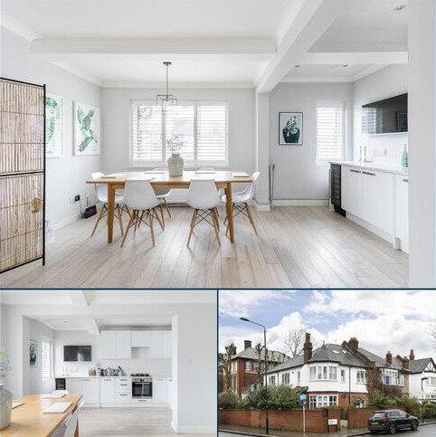 3 bedroom flat for sale - Menelik Road, West Hampstead