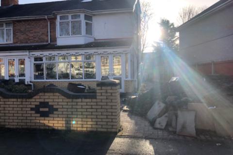 5 bedroom end of terrace house for sale - Jephcott Road, Alum Rock, Birmingham B8