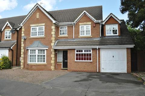 5 bedroom detached house for sale - Duncombe Road, Glenfield, LE3