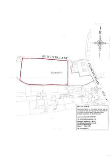 Farm land for sale - Off Butchers Lane, Aughton, Ormskirk L39