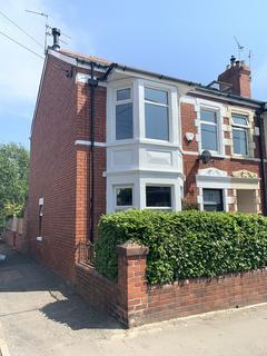 4 bedroom end of terrace house for sale - 37 Elm Grove Road, Dinas Powys, The Vale Of Glamorgan. CF64 4AB