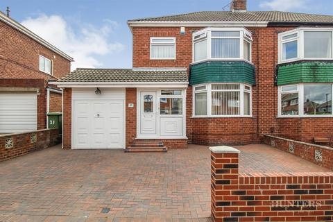3 bedroom semi-detached house for sale - Broadmayne Avenue, High Barnes, Sunderland SR4 8LU