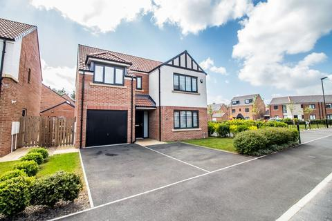 4 bedroom detached house for sale - Hebden Court, Teal Farm Manor, Washington