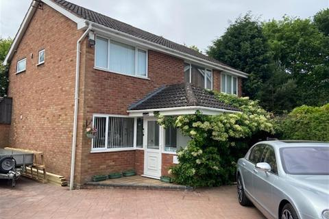 4 bedroom detached house to rent - Welcombe Drive, Sutton Coldfield, B76 1ND