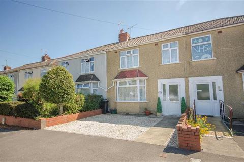 3 bedroom terraced house for sale - Jubilee Crescent, Mangotsfield, Bristol, BS16 9BD