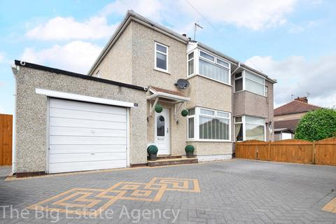 3 bedroom semi-detached house for sale - Caernarvon Close, Shotton, Deeside, CH5